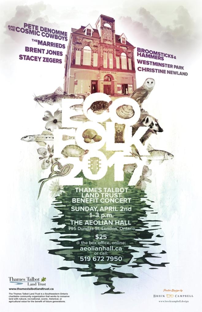 Eco Folk 2017 - Poster