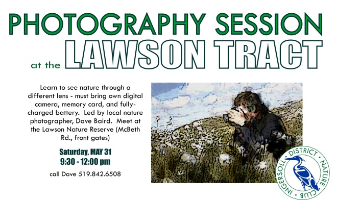 See Nature Through A Different Lens - May 31