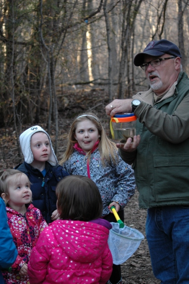 Engaging youth in Nature