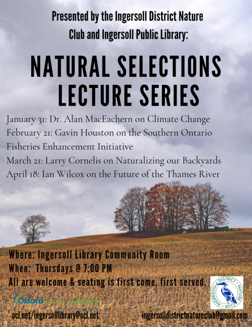 natural selection lecture series (revised)